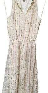cream Maxi Dress by Lucky Brand