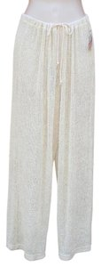 Gloria Vanderbilt Gloria Vanderbilt Ribbon Yarn Beach Pants-L
