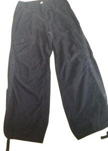 Meeting Cargo Pants Black
