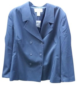 Jessica London 22w Plus-size blue Blazer