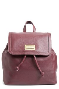 Marc by Marc Jacobs Leather Free Shipping Sale Backpack