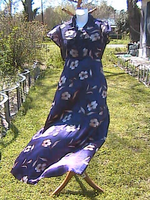 Floral Maxi Dress by Other Lisa Jo 2 Pc Wardrove Image 1