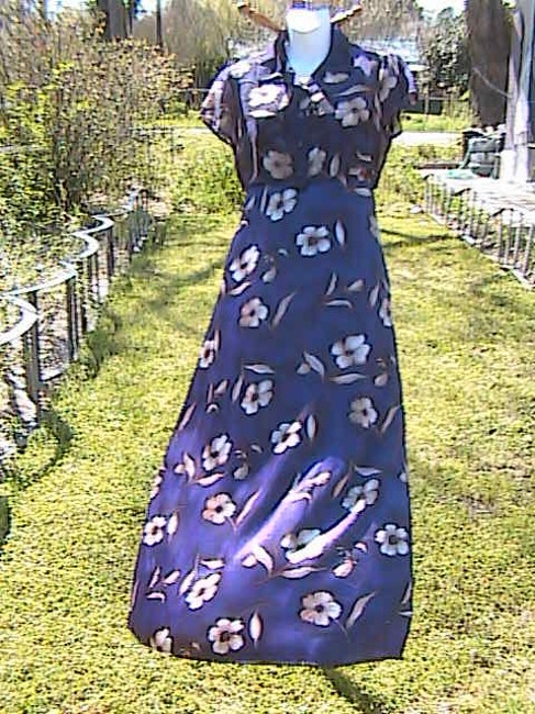 Floral Maxi Dress by Other Lisa Jo 2 Pc Wardrove Image 7
