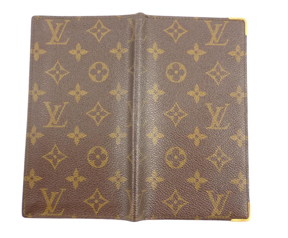 louis vuitton authentic vintage monogram canvas long wallet 38 off retail. Black Bedroom Furniture Sets. Home Design Ideas