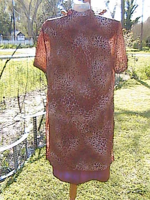 Other short dress Printed 2 Pc on Tradesy
