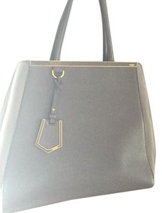 Fendi Tote in Grey