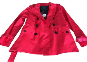 Coach Watermelon Red Jacket