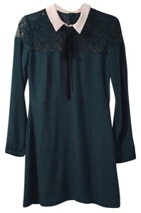Abercrombie & Fitch short dress Teal on Tradesy