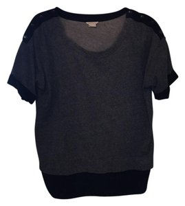 Club Monaco T Shirt navy.