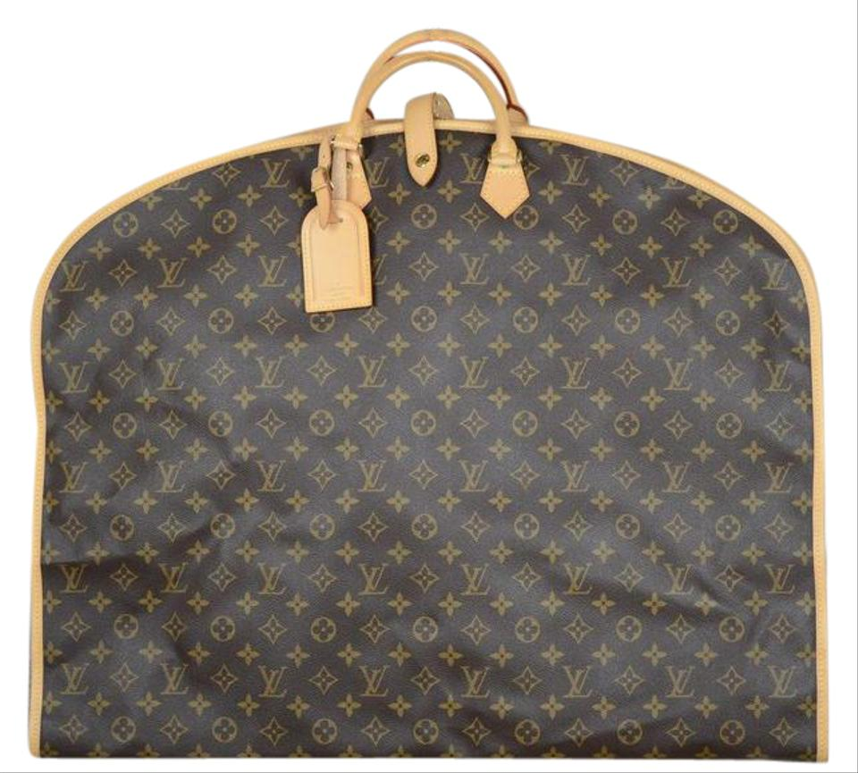 Louis Vuitton Garment Luggage Monogram Travel Bag on Sale, 30% Off ...