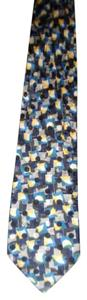 Emanuel Ungaro Ungaro Mens SILK Tie and Matching NM Pocket Square