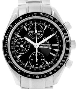 Omega Omega Speedmaster Day Date 40mm Mens Watch 3220.50.00 Box Papers