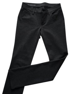 Ann Taylor Straight Pants Dark gray.