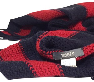 Roots vintage striped classic signature roots designer scarf unisex