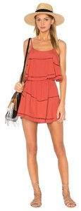 Lovers + Friends And La Paradise Bay Red Dress
