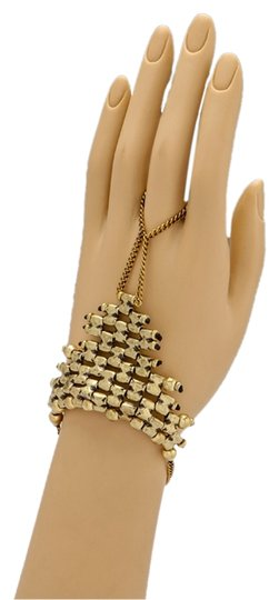 Vanessa Mooney Vanessa Mooney Brass Handpiece Bracelet