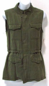 Sanctuary Clothing Casual Spring Fall Vest