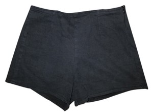 Wishbone Mini/Short Shorts Black