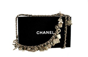 Chanel Chanel Vintage Charms Necklace Belt Icons Rare 1994