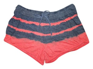 C&C California Mini/Short Shorts Blue/Orange
