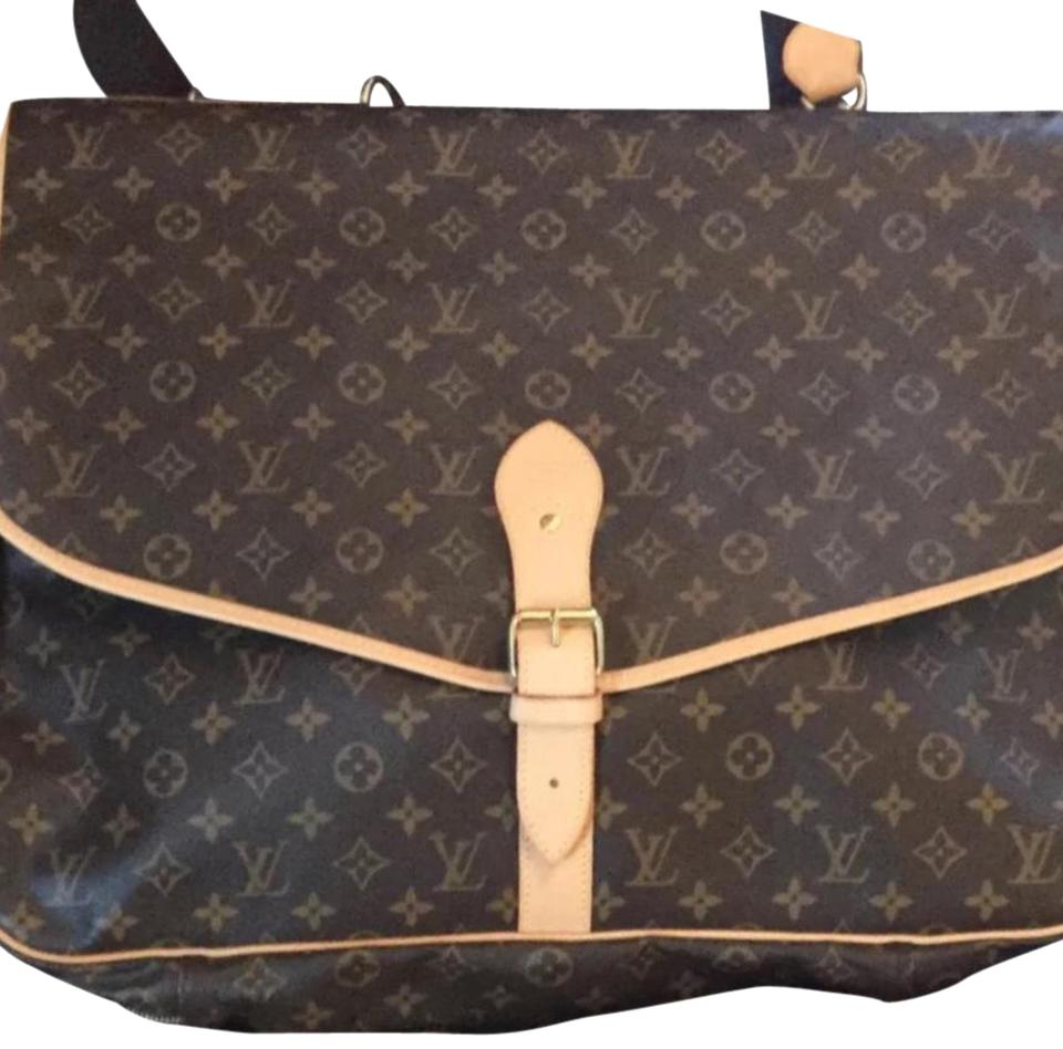 9e313366383c Louis Vuitton Discontinued Hunting Bag Never Used Mint Condition ...