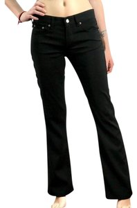 Polo Jeans Co Straight Pants Black