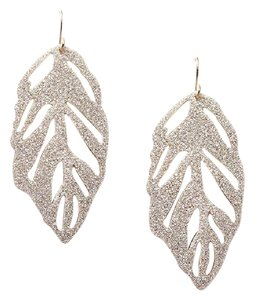 Jennifer Miller Jewelry Brand New Jennifer Miller Sparkle Feather Earrings