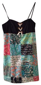 Lilly Pulitzer short dress Multi Sailor Patch on Tradesy
