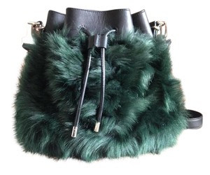 Proenza Schouler Shearling Leather Cross Body Bag