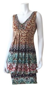 Linda Segal short dress Multi on Tradesy