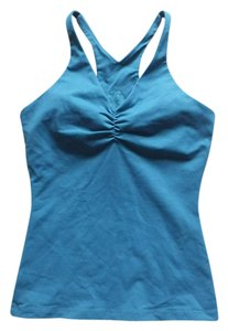 prAna Teal Active Top