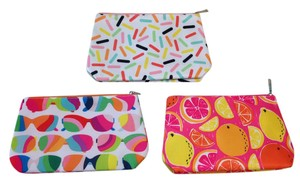 Clinique Set of 3 Clinique Cosmetic Bags