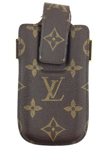 Louis Vuitton #11455 *Clearance* Monogram phone case wallet ipod iphone blackberry