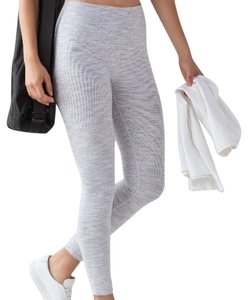 Lululemon NWT LULULEMON WUNDER UNDER 7/8TH TIGHT FLYING NIMBUS