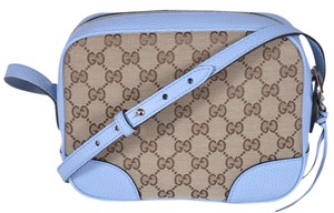 Gucci Leather Cross Body Bag
