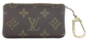 Louis Vuitton #11463 *Clearance* Zippy key cles Pocket Holder Card Case Coin Purse