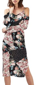 Floral Maxi Dress by Topshop