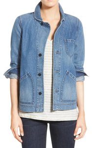 Madewell Fremont Wash - Denim Womens Jean Jacket