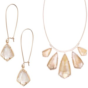 Kendra Scott Rhyan Necklace & Carinne Earrings