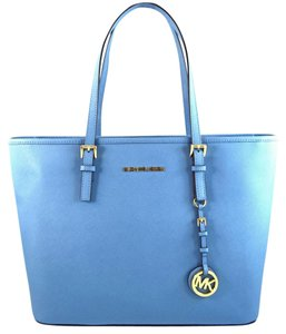 Michael Kors Tote in sky blue