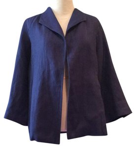 Eileen Fisher blue Jacket