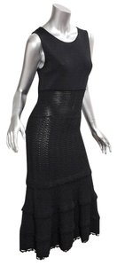 black Maxi Dress by Chanel 05p