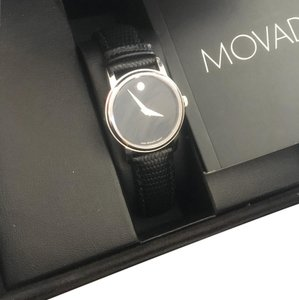 Movado Embossed Watch