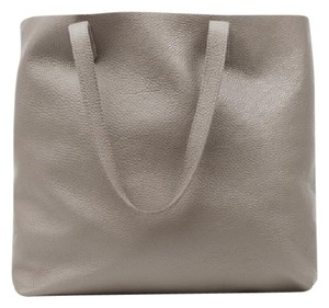 Cuyana Tote in Deep Clay