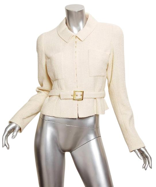 Preload https://img-static.tradesy.com/item/21199826/chanel-ivory-fall-1996-white-wool-belted-waist-short-hook-and-eye-closure-spring-jacket-size-4-s-0-1-650-650.jpg