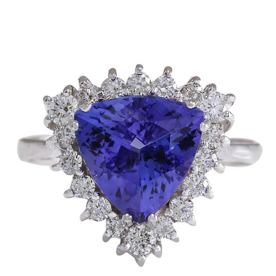 Preload https://item2.tradesy.com/images/362ctw-natural-blue-tanzanite-and-diamond-in-14k-solid-white-gol-ring-21199931-0-0.jpg?width=440&height=440