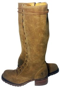 Frye 76320 Campus Lace Up Size 7.5 Women Size 7.5 Brown Boots