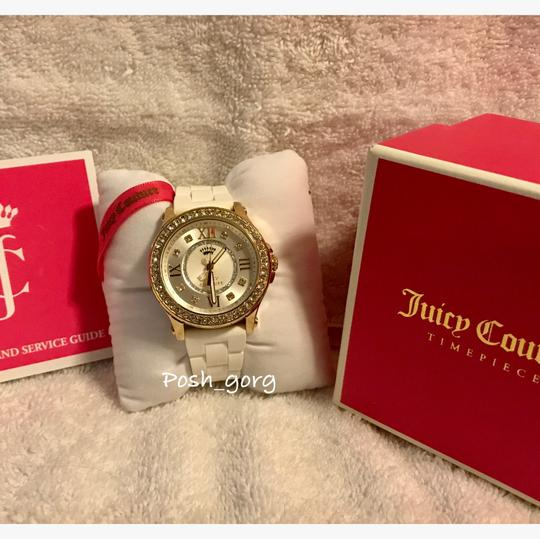 Juicy Couture Juicy Couture Gold PEDIGREE watch