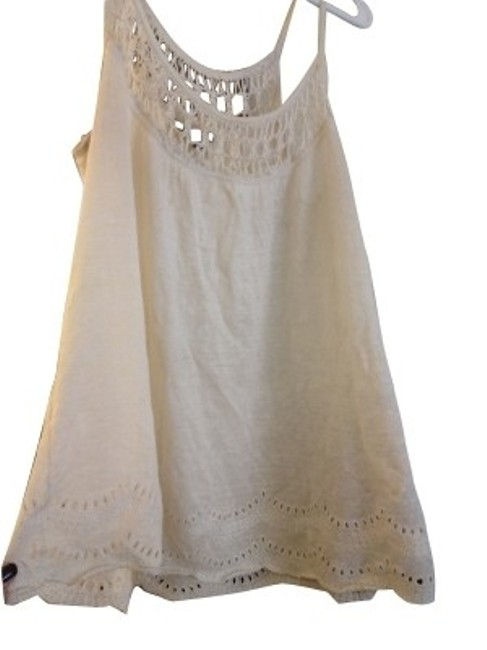 Preload https://item3.tradesy.com/images/theory-ivory-tank-topcami-size-6-s-212-0-0.jpg?width=400&height=650