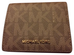 Michael Kors Jet Set Travel Carryall Card Case